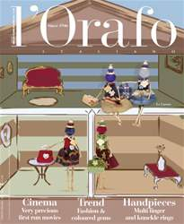 l'Orafo Italiano October/November 2015 issue l'Orafo Italiano October/November 2015