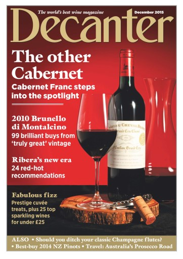 Decanter Preview