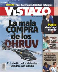 VISTAZO1156 issue VISTAZO1156