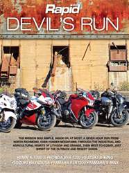 Rapid Specials: Devil's Run issue Rapid Specials: Devil's Run