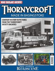 No. 4 Thornycroft - Made in Basingstoke. issue No. 4 Thornycroft - Made in Basingstoke.