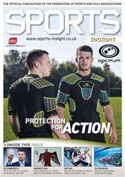 Sports Insight Magazine Cover