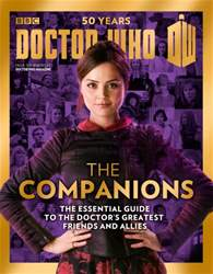 Doctor Who 50 Years: The Companions issue Doctor Who 50 Years: The Companions