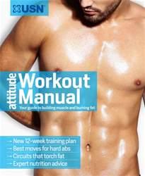 Attitude Magazine Cover