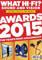 Awards 2015 issue Awards 2015