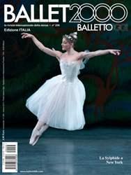 BALLET2000 n°256 issue BALLET2000 n°256