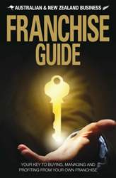 Business Franchise Guide Magazine Cover