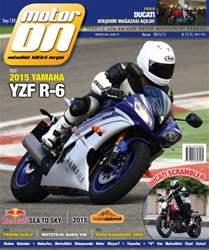 Motoron Kasım 2015 issue Motoron Kasım 2015