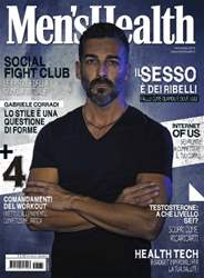 Men's Health 11 2015 issue Men's Health 11 2015
