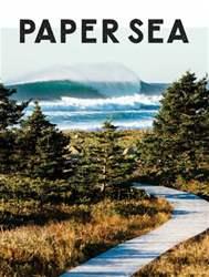 Paper Sea Quarterly Magazine Cover