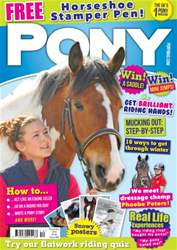 PONY Magazine – December 2015 issue PONY Magazine – December 2015