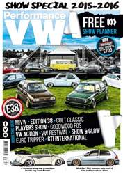 Performance VW Show Special 2015-16 issue Performance VW Show Special 2015-16