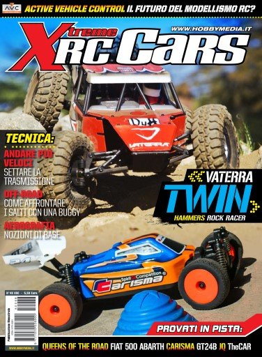 Xtreme RC Cars Preview