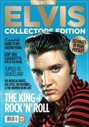 Vintage Rock Elvis Collectors Edition issue Vintage Rock Elvis Collectors Edition