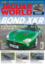 No. 165 Bond XKR  issue No. 165 Bond XKR