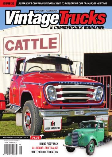 Vintage Trucks & Commercials Preview
