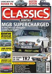 No. 236 MGB Supercharged  issue No. 236 MGB Supercharged