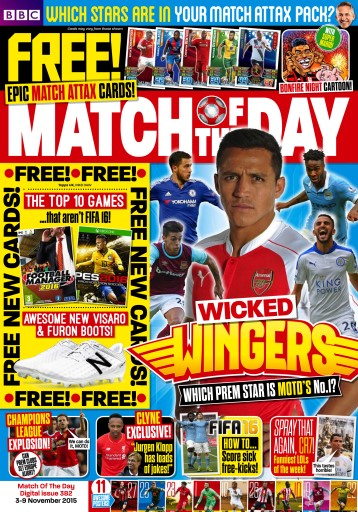 Match of the Day Digital Issue