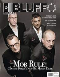 Bluff Europe October issue Bluff Europe October