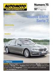 Automoto.it Magazine n. 75 issue Automoto.it Magazine n. 75