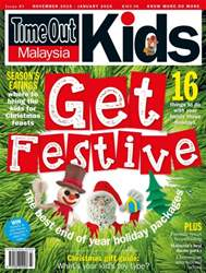 Time Out Kids: Nov 2015 - Jan 2016  issue Time Out Kids: Nov 2015 - Jan 2016