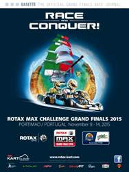ROTAX MAX CHALLENGE GRAND FINALS 2015 issue ROTAX MAX CHALLENGE GRAND FINALS 2015
