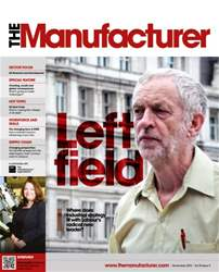 The Manufacturer November 2015 issue The Manufacturer November 2015