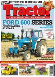 December 2015: Ford 600 Series issue December 2015: Ford 600 Series