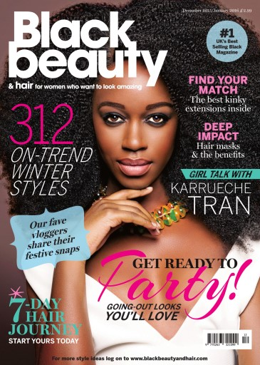 beauty magazine hair covers jessica williams afro hairstyles inside essential oils meet subscription subscriptions blob