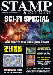 Star Wars stamps special issue - December 2015 issue Star Wars stamps special issue - December 2015