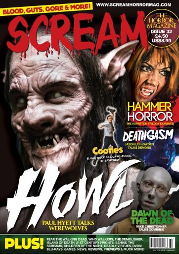 Scream Magazine Preview