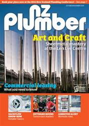 NZ Plumber October-November 2015 issue NZ Plumber October-November 2015