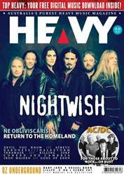 HEAVY MAG issue Issue 16