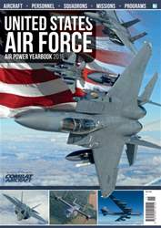 US Air Force Air Power Yearbook 2016 issue US Air Force Air Power Yearbook 2016