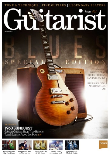 Guitarist Digital Issue