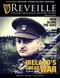 Ireland's Military Story Magazine Cover