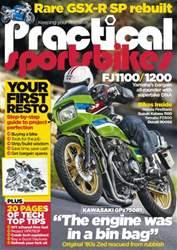 Practical Sportsbikes Magazine Cover
