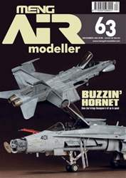Meng AIR Modeller Magazine Cover