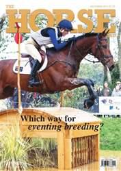 The Horse Magazine Magazine Cover