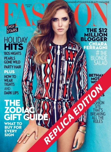 fashion magazine winter 2016 subscriptions pocketmags