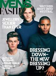 Men's Holiday issue Men's Holiday