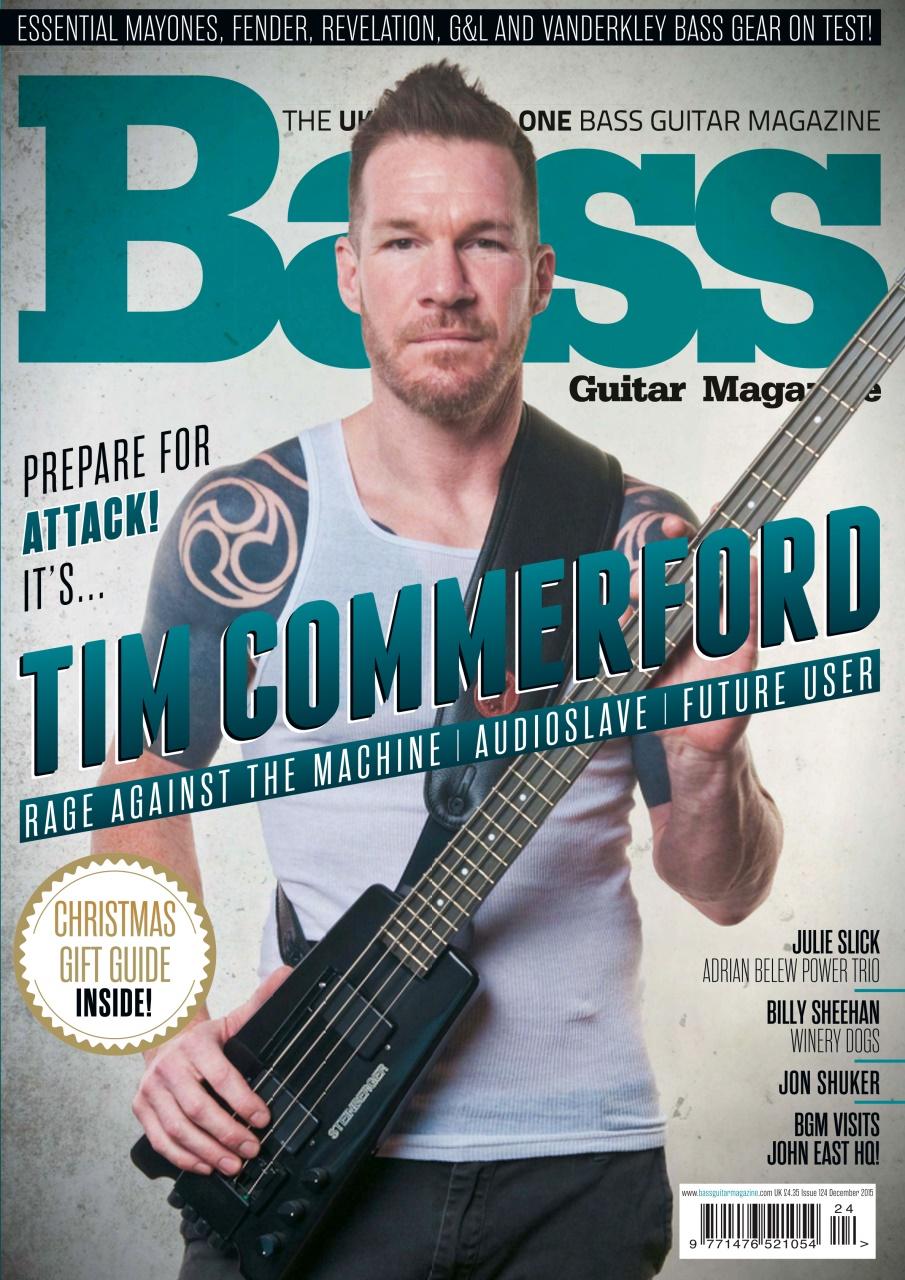 Guitar magazine pdf bass
