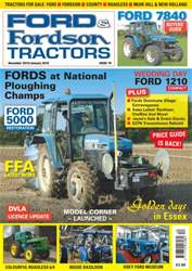 No. 70 Fords at National Ploughing Champs issue No. 70 Fords at National Ploughing Champs