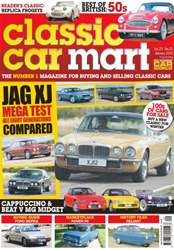 Vol. 22 No. 1 Jag XJ Mega Test issue Vol. 22 No. 1 Jag XJ Mega Test
