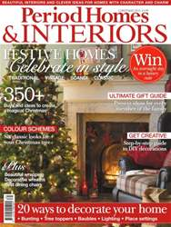 No. 66 Festive Homes issue No. 66 Festive Homes