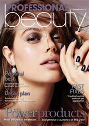 Professional Beauty December 2015 issue Professional Beauty December 2015