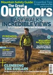 TGO - The Great Outdoors Magazine Magazine Cover