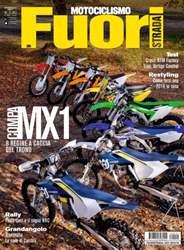 Motociclismo Fuoristrada 12 2015-1 2016 issue Motociclismo Fuoristrada 12 2015-1 2016