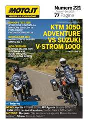 Moto.it Magazine n. 221 issue Moto.it Magazine n. 221