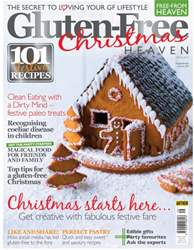 Gluten-Free Christmas Heaven issue Gluten-Free Christmas Heaven